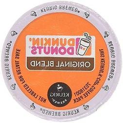 Dunkin Donuts Original Flavor Coffee K-Cups For Keurig K Cup