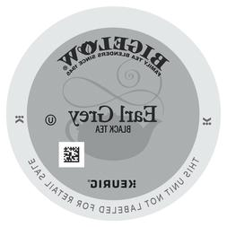 Bigelow Earl Grey Black Tea 12 to 168 Count Keurig K cup Pic