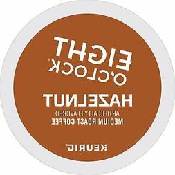 Eight O'Clock Coffee Hazelnut, 72 k cups