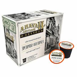 Havana Roasters Espresso Supreme Coffee 24 to 160 Keurig K c