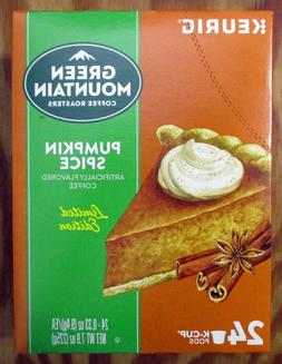 Fair Trade Certified Pumpkin Spice Flavored Coffee K-Cups, 2