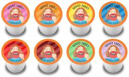 Crave Flavored Coffee Pods K cups - CHOOSE FLAVOR & AMOUNT