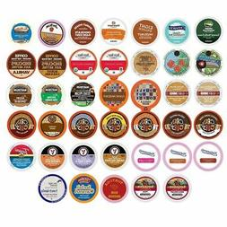 40-count Flavored Coffee Single Serve Cups For Keurig K cup