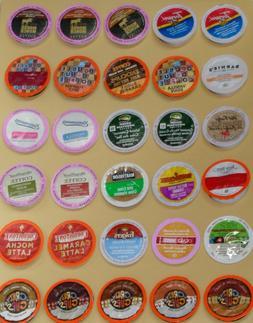 Flavored Coffee Variety Sampler Pack #1 for Keurig K-Cup Bre