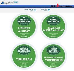 Green Mountain Flavored Variety Pack Keurig Coffee k-cups