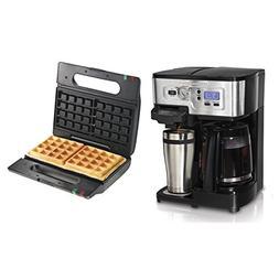 Hamilton Beach FlexBrew 12 Cup Coffee Maker + Proctor-Silex