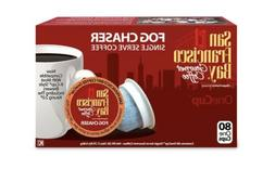 fog chaser coffee 80 k cups