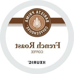 Barista Prima Coffeehouse French Roast Coffee 24 to 144 K cu