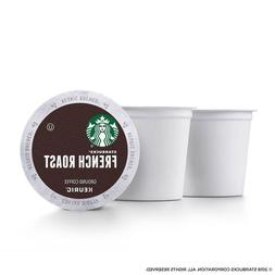 Starbucks French Roast Coffee 72 K Cups New in Damaged Retai