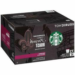 Starbucks French Roast Coffee Keurig K-Cups 72 ct {FREE SHIP