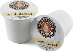 Barista Prima French Roast Coffee Keurig K-Cups, 72 Count