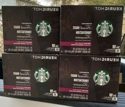 Starbucks French Roast Dark Coffee K-Cups