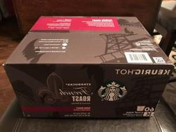 Starbucks French Roast Dark K-Cups • BBD 1/2019 • 60 Cou