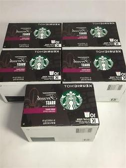 Starbucks French Roast Dark Roast Single Cup Coffee 50 K Cup