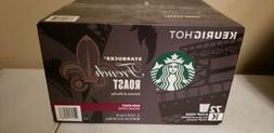 Starbucks French Roast K-Cups • 72 Count • BBD 2/2020