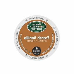 Green Mountain Coffee French Vanilla Coffee Keurig K-Cups 96