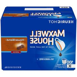 Maxwell House House Blend K-Cup Coffee Pods