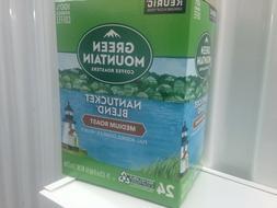 Genuine Keurig K- Cups Green Mountain Nantucket Blend Medium