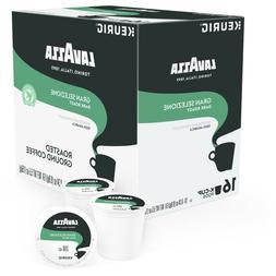 Lavazza Gran Selezione Coffee 16 to 96 Keurig K cups Pick An