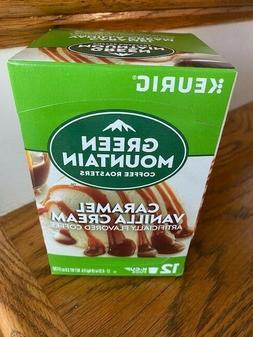 Green Mountain Caramel Vanilla Cream Coffee 100% Arabica, Ke