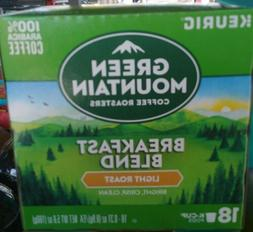 Keurig  Green Mountain Coffee  Breakfast Blend  Coffee K-Cup