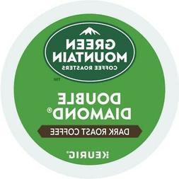 Green Mountain Coffee Double Diamond, Keurig K-Cup Pod, Dark