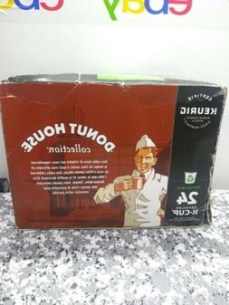 K-CUPS KEURIG DONUT HOUSE Coffee 96 COUNT