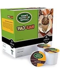 Green Mountain Half-Caff Coffee  Keurig K-Cups 24 Count!  $S