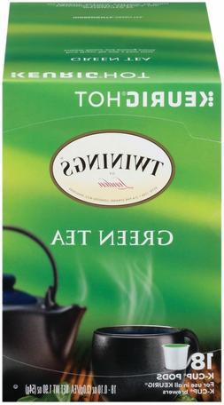 Twinings of London Green Tea 18 to 144 Count Keurig K cups P