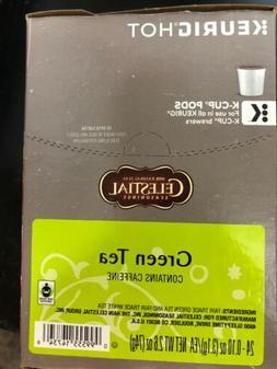 Celestial Seasonings Green Tea Keurig K-Cups 24 Ct Count Exp