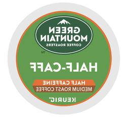 Green Mountain Half-Caff Keurig K-Cups 24 Count - FREE SHIPP