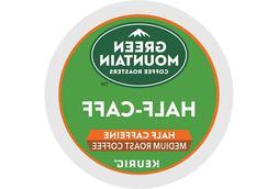 Green Mountain Coffee Half-Caff Coffee Keurig K-Cups 96-Coun