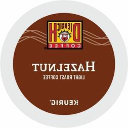 Diedrich Hazelnut Coffee 24 to 192 Keurig K cups Pick Any Si