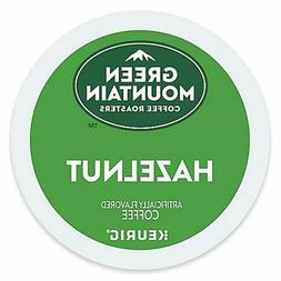 Green Mountain Hazelnut Coffee 24 to 144 Count Keurig K cups