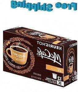 McCafe Hazelnut Coffee Keurig k-cups