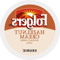 Folgers Hazelnut Cream Coffee 24 to 144 Keurig K cups Pick A