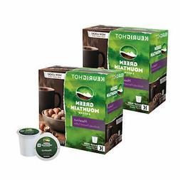 Green Mountain Coffee, Hazelnut, Light Roast, Keurig K-Cups,