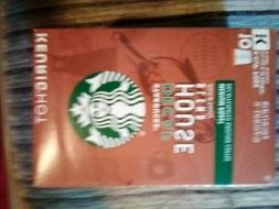 Starbucks house Blend Coffee 10  Count Keurig K cups