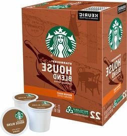 Starbucks House Blend Coffee 24 Count Keurig K cups  feb 06