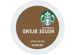 Starbucks House Blend Coffee Keurig K-Cups 24-Count