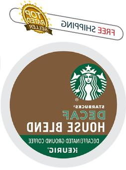 Starbucks House Blend Decaf Keurig K-cups Coffee PICK THE SI
