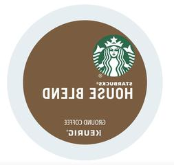 Starbucks House Blend K-Cups 24 Count
