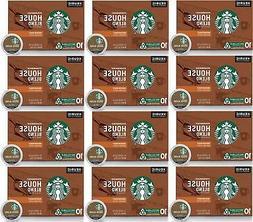 Starbucks House Blend Medium Roast  Box of 10 K Cups EXP 7/1