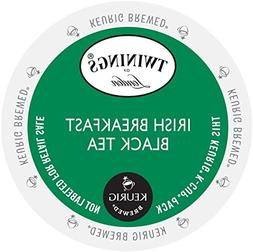 TWININGS IRISH BREAKFAST BLACK TEA K-CUPS 96 COUNT by Twinin