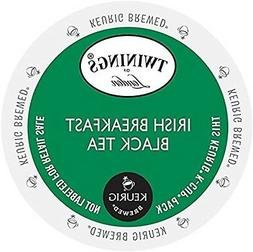 Twinings Irish Breakfast Tea K-Cups 48 Count