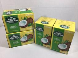 Green Mountain ISLAND COCONUT COFFEE! 12 K-cups.  QUICK & FR