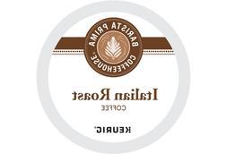 Barista Prima Coffeehouse, Italian Roast Coffee, Dark, Keuri