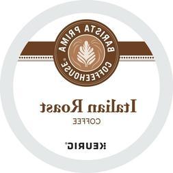Barista Prima Italian Roast Coffee 24 to 144 Keurig K Cup Po