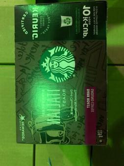 Starbucks Italian Roast Coffee Keurig K-Cups