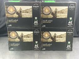 Barista Prima Italian Roast Dark Roast Coffee K-Cups 96 Coun